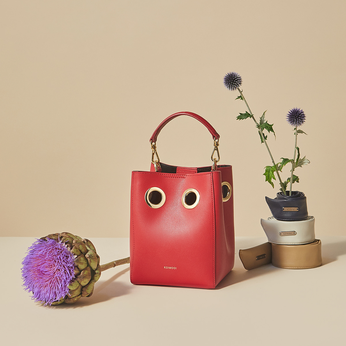 Mini Nana Bag (Red)