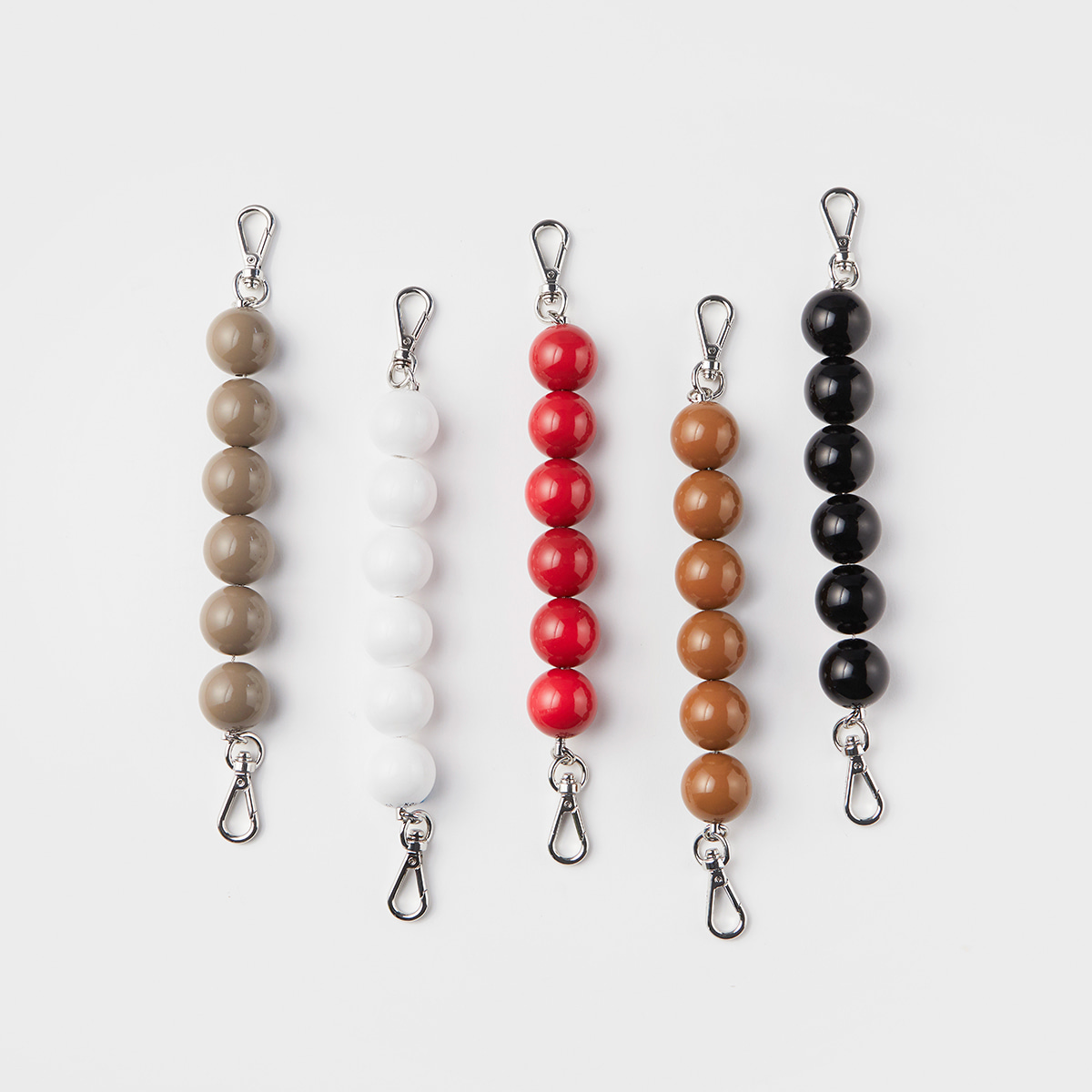 [강민경 / 제시카 착용] Beads Top Handle (All colors)