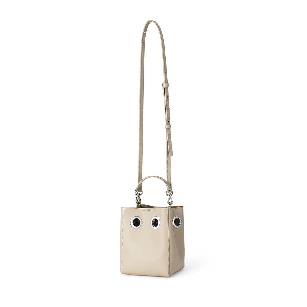 Mini Nana Bag (Light gray)