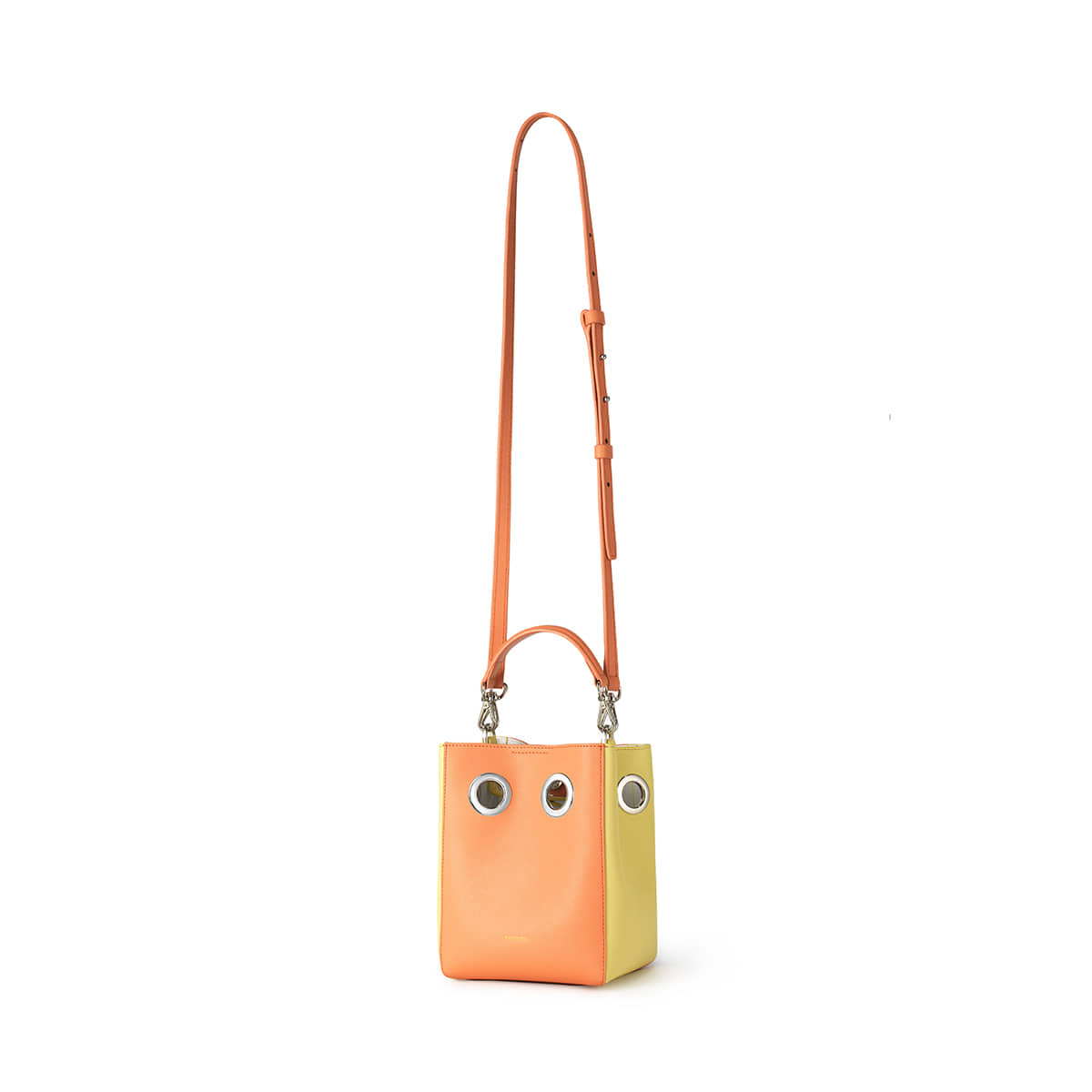 Mini Nana Bag (Light orange Combi)