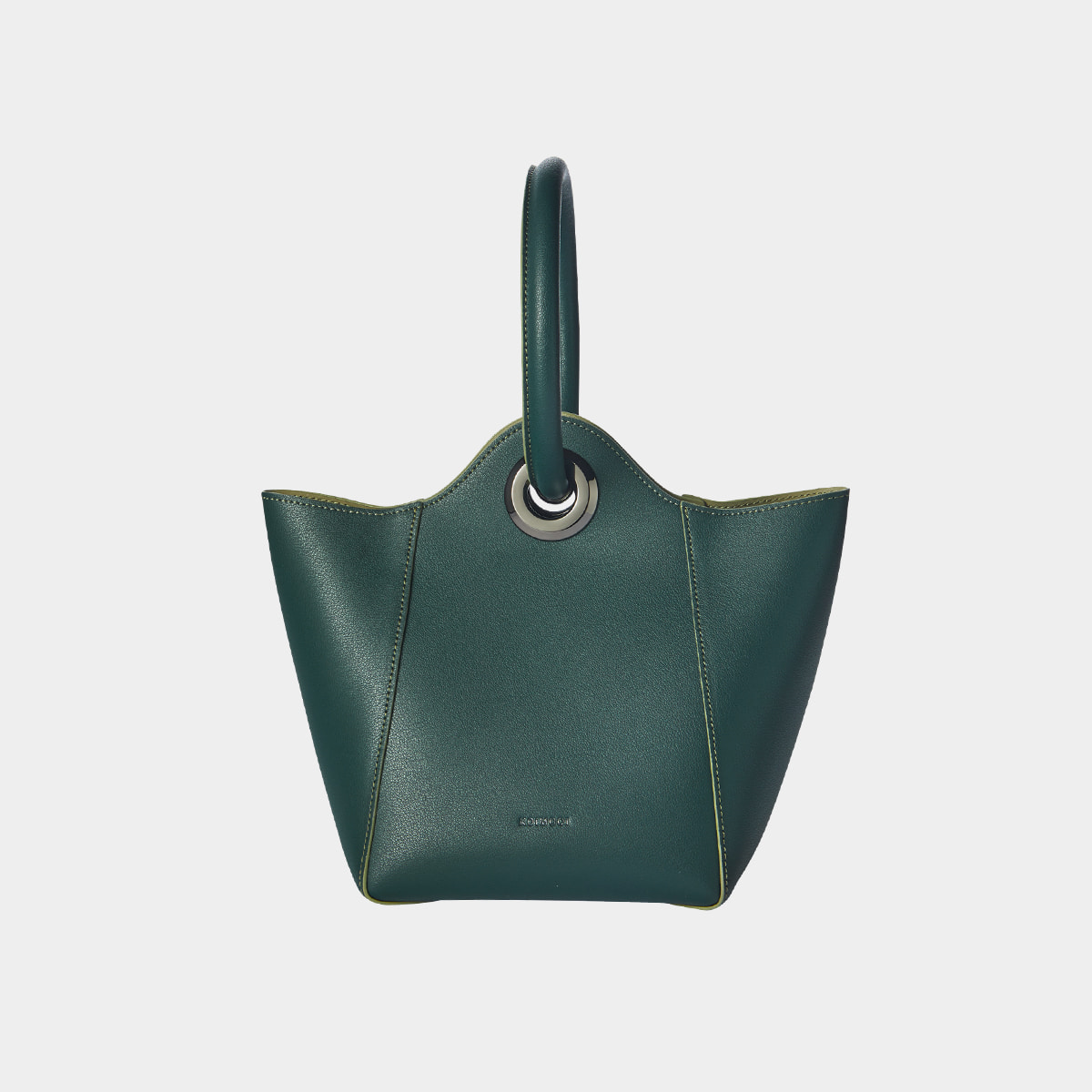 Wave Bag (Dark green)