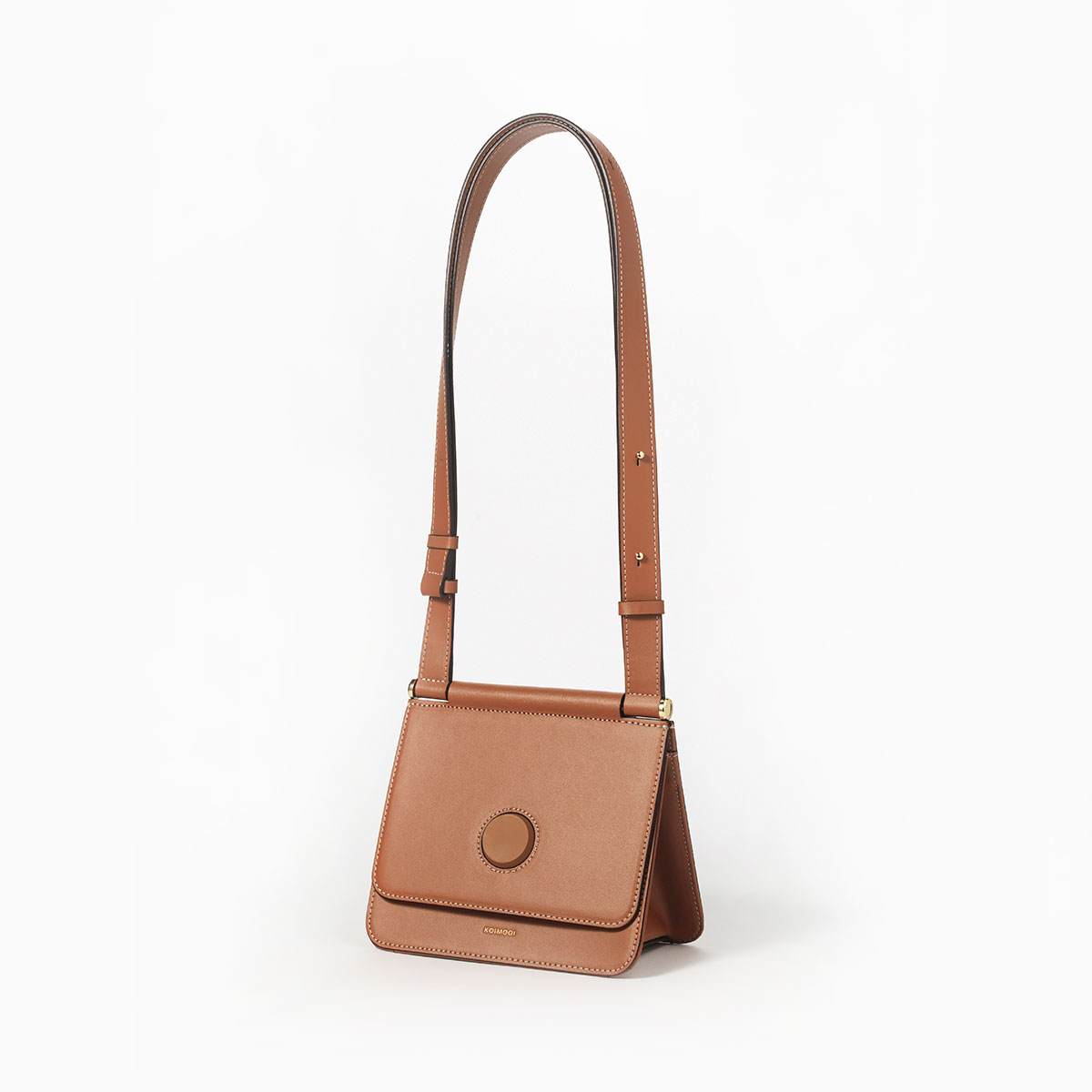 Mini A-Bag (Brown)