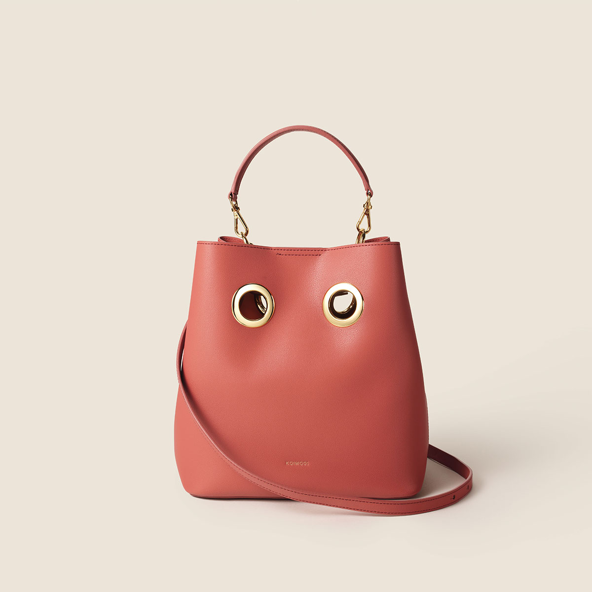 Nana Bag (Rose pink)